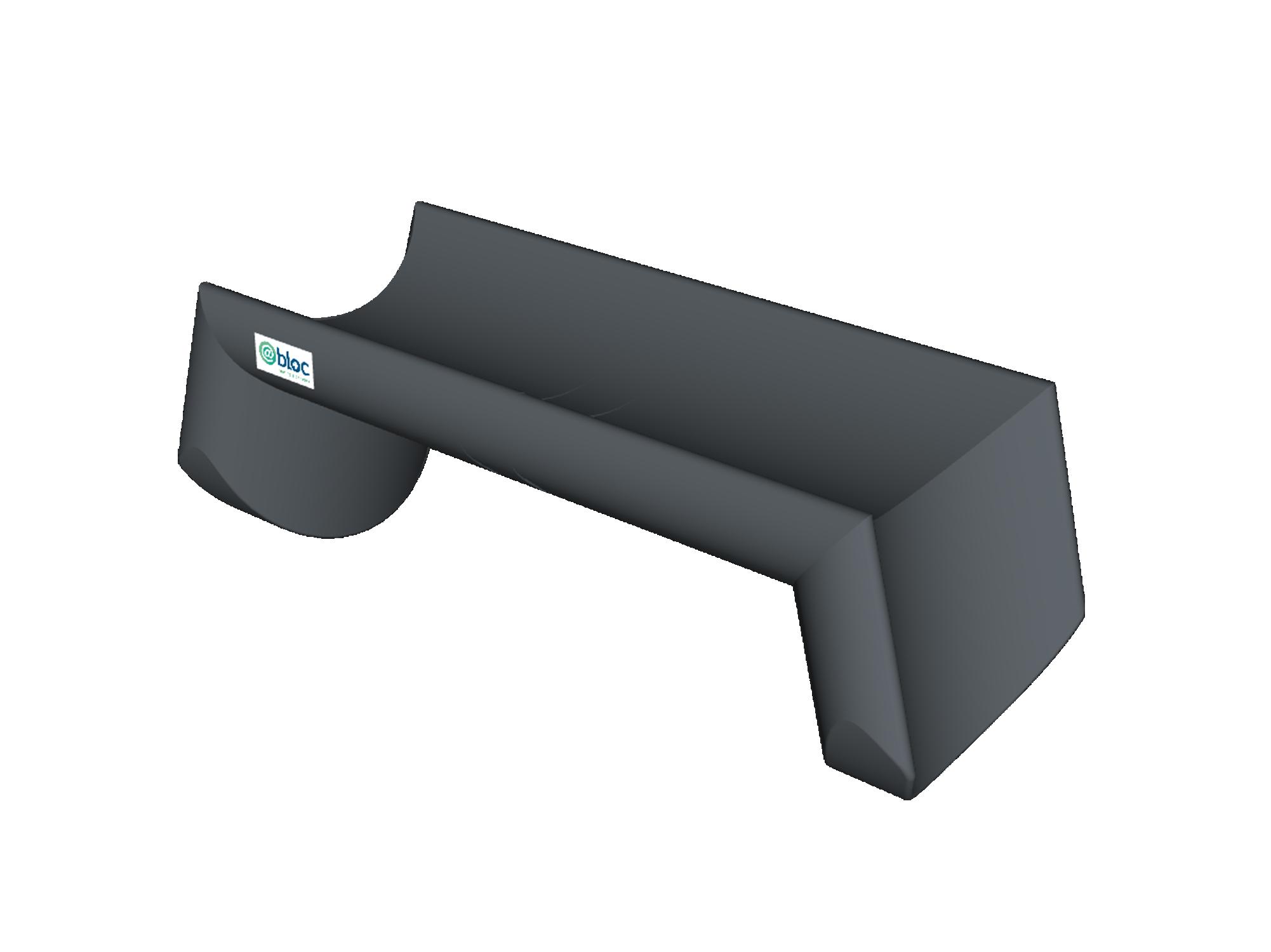 Coussin pour appui-bras en décubitus latéral