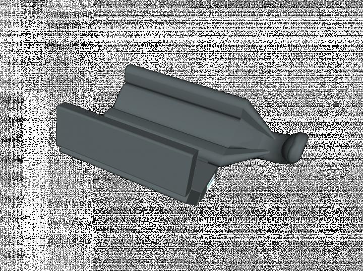 Coussin pour appui-bras en ventrale