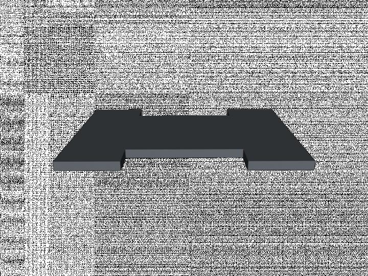 Coussin pour table à bras (table ALM® / Stéris®)