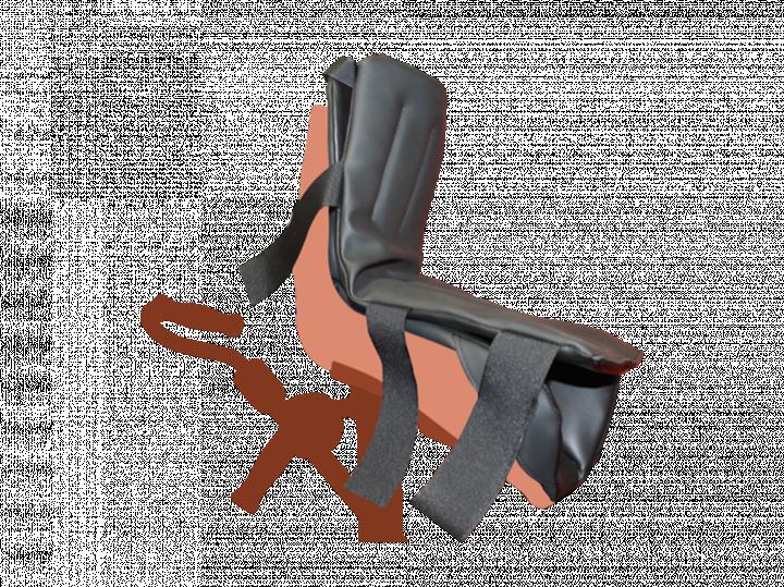 Coussin pour garniture de bottes (table ALM® / Stéris®)