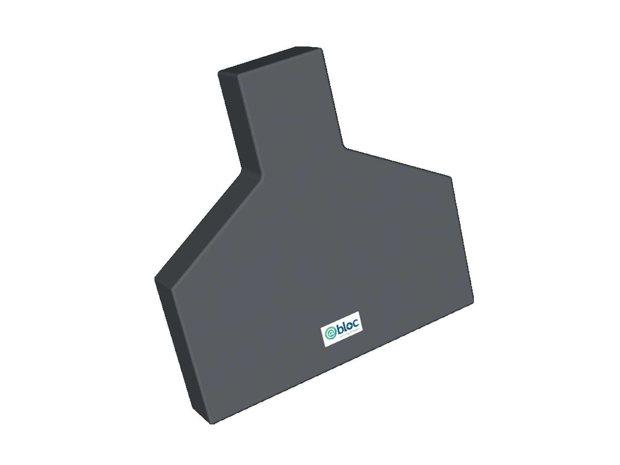 Coussin pour plaque centrale