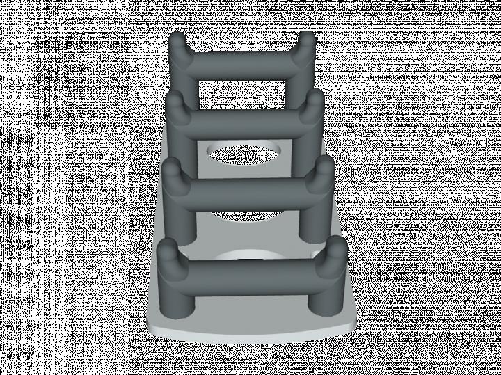 Positionneur appui-cheville.