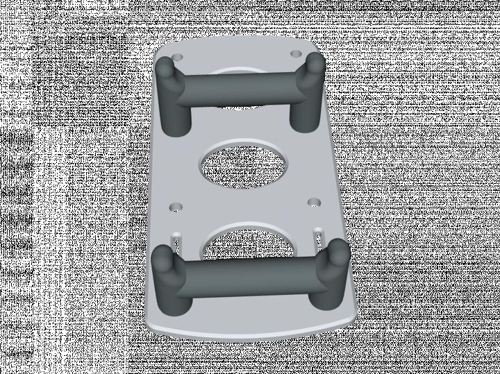 Positionneur appui cheville