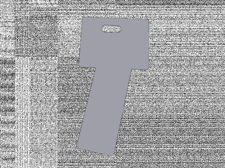 Plaque HPL pour appui-bras