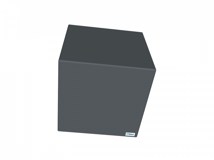 Coussin cube