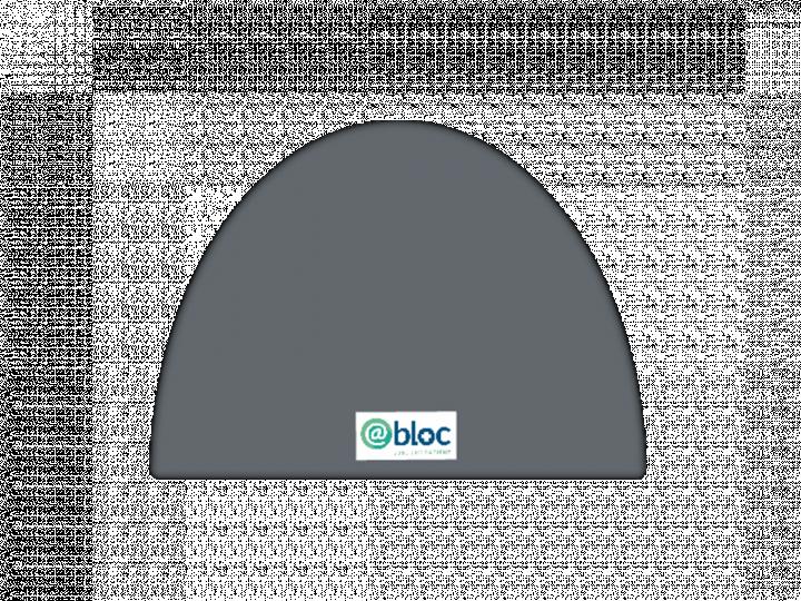 Housse pour demi-cylindrique