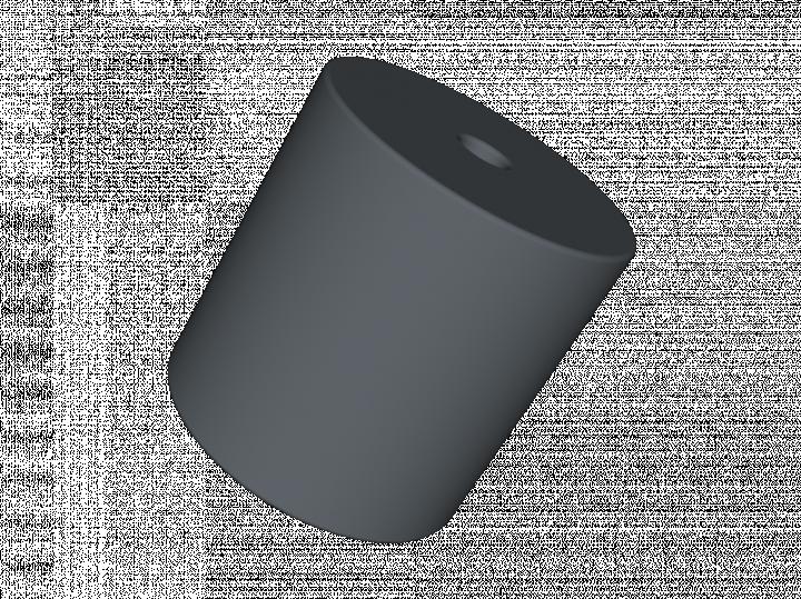 Coussin tubulaire pour appui latéral