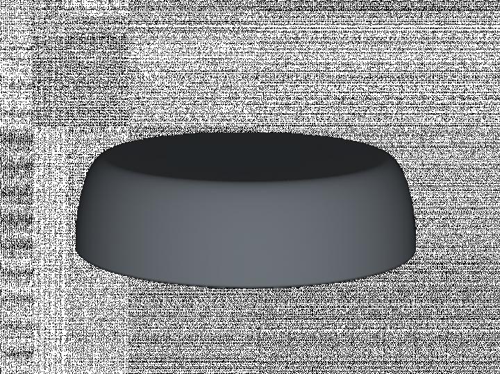 Têtière ronde