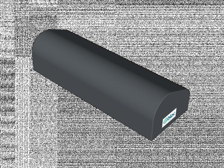 Coussin support sternum / iliaque - Longueur 500mm
