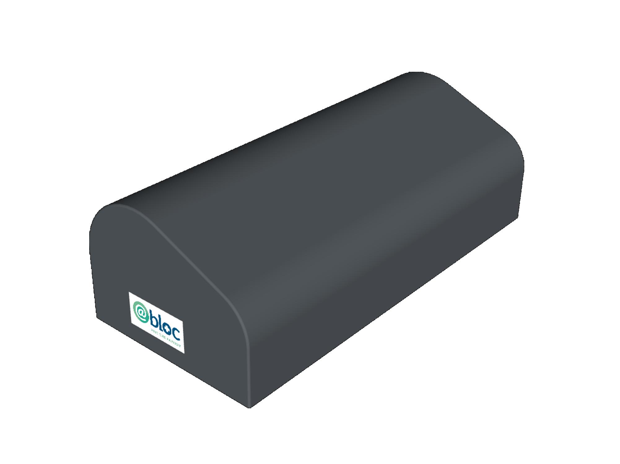 Coussin support sternum / iliaque - Longueur 400mm